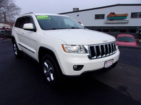 2011 Jeep Grand Cherokee for sale at Dorman's Auto Center inc. in Pawtucket RI