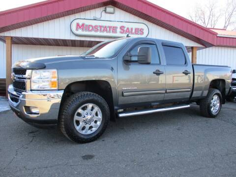 2011 Chevrolet Silverado 2500HD for sale at Midstate Sales in Foley MN