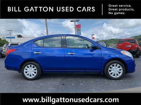 2014 Nissan Versa for sale at Bill Gatton Used Cars in Johnson City TN