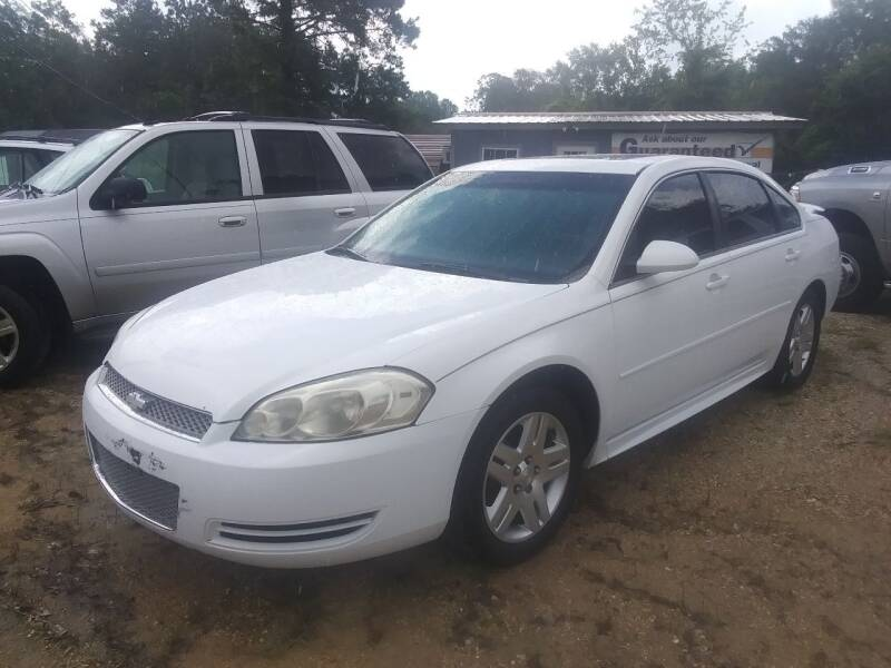 2013 Chevrolet Impala for sale at Malley's Auto in Picayune MS