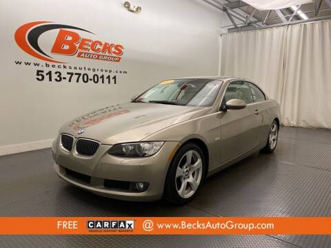 2008 BMW 3 Series for sale at Becks Auto Group in Mason OH