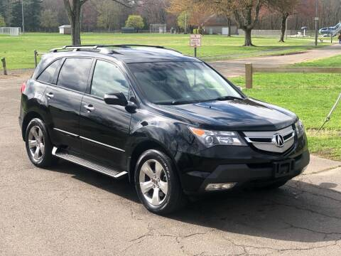 2009 Acura MDX for sale at Choice Motor Car in Plainville CT