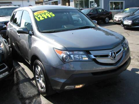 2008 Acura MDX for sale at CLASSIC MOTOR CARS in West Allis WI