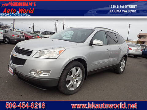 2012 Chevrolet Traverse for sale at Bruce Kirkham Auto World in Yakima WA