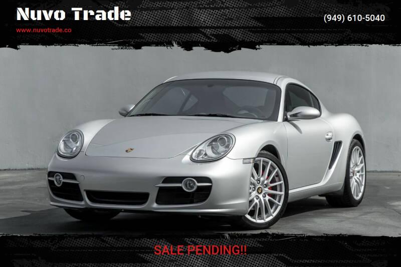 2006 Porsche Cayman for sale in Newport Beach, CA
