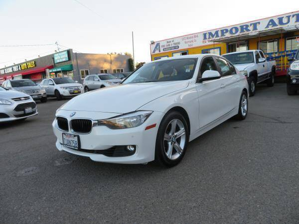 2015 BMW 3 Series for sale at Import Auto World in Hayward CA