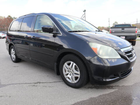 2005 Honda Odyssey for sale at Viles Automotive in Knoxville TN