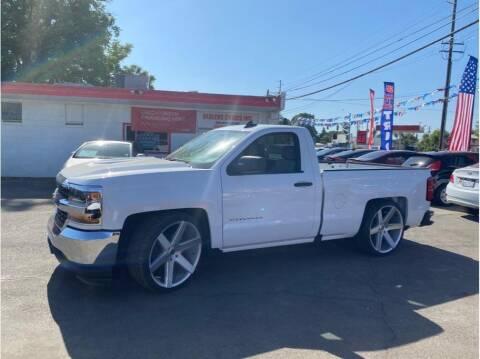 2018 Chevrolet Silverado 1500 for sale at Dealers Choice Inc in Farmersville CA