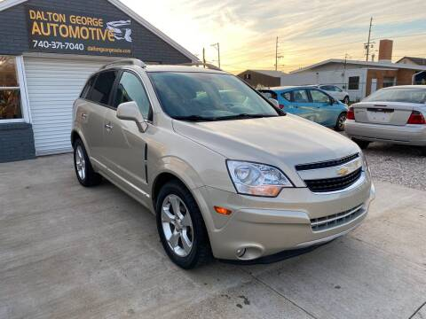2014 Chevrolet Captiva Sport for sale at Dalton George Automotive in Marietta OH