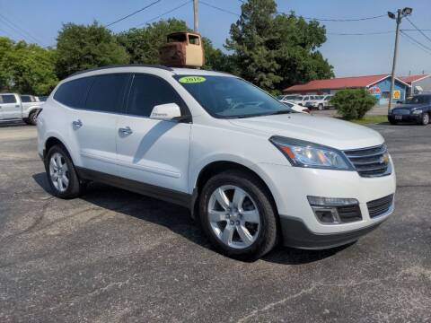 2016 Chevrolet Traverse for sale at Towell & Sons Auto Sales in Manila AR