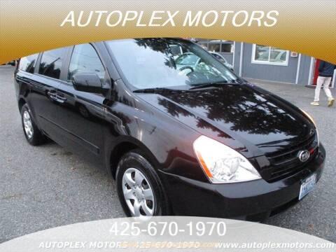 2006 Kia Sedona for sale at Autoplex Motors in Lynnwood WA
