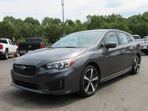 2018 Subaru Impreza for sale at Low Cost Cars North in Whitehall OH