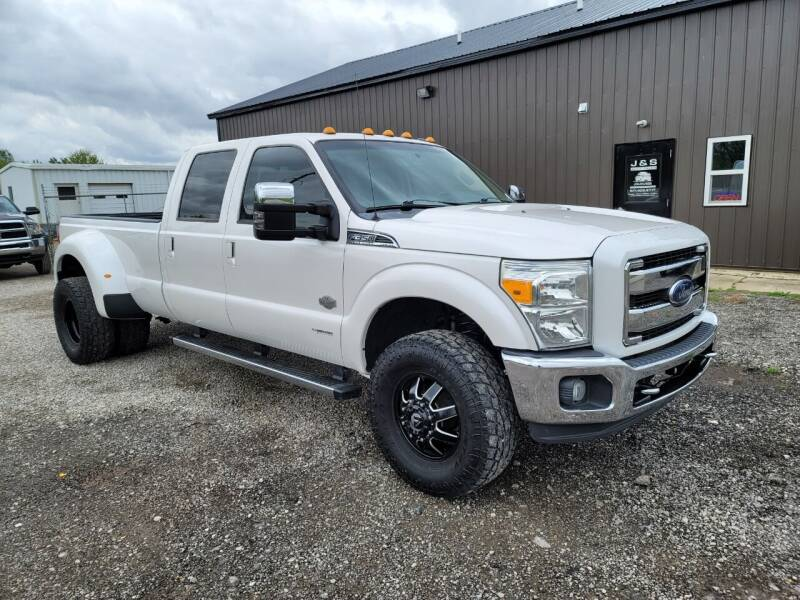 2016 Ford F-350 Super Duty for sale at J & S Auto Sales in Blissfield MI