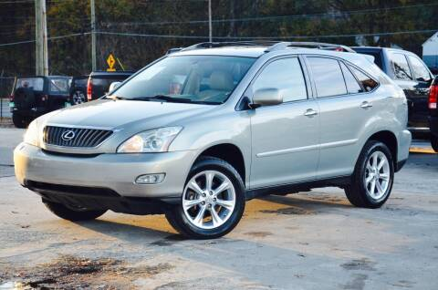 2009 Lexus RX 350 for sale at Marietta Auto Mall Center in Marietta GA