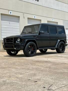 2017 Mercedes-Benz G-Class for sale at Team X-TREME in Houston TX