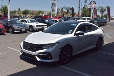2020 Honda Civic for sale at Choice Motors in Merced CA