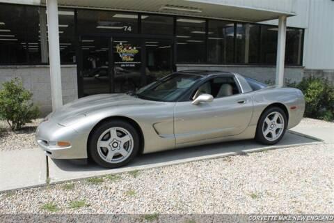 1999 Chevrolet Corvette for sale at Corvette Mike New England in Carver MA