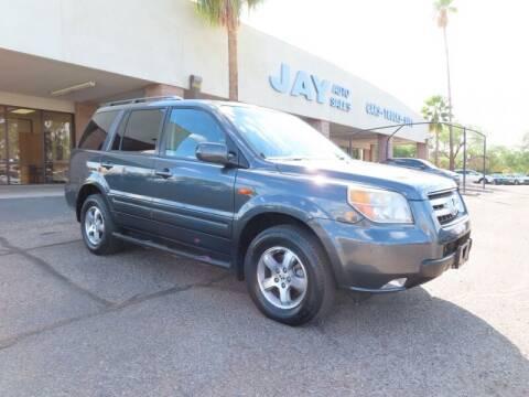 2006 Honda Pilot for sale at Jay Auto Sales in Tucson AZ