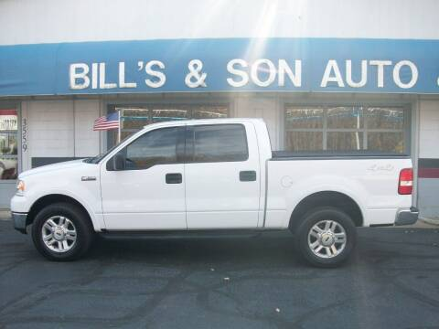 2004 Ford F-150 for sale at Bill's & Son Auto/Truck Inc in Ravenna OH