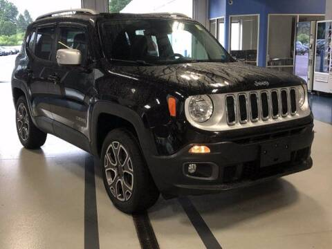 2016 Jeep Renegade for sale at Simply Better Auto in Troy NY