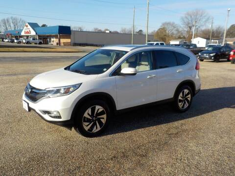 2016 Honda CR-V for sale at Young's Motor Company Inc. in Benson NC