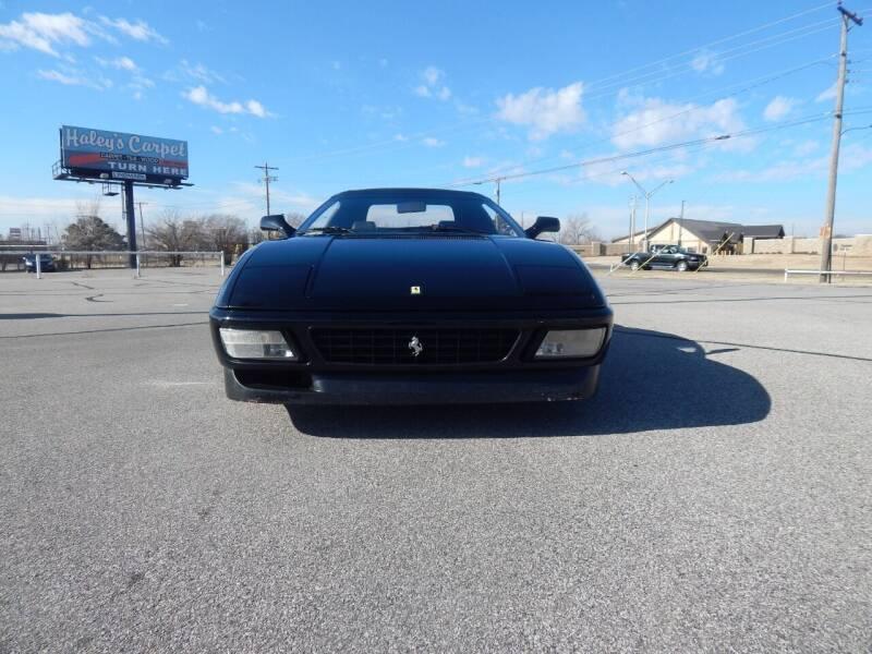 1994 Ferrari 348 for sale at Iconic Motors of Oklahoma City, LLC in Oklahoma City OK