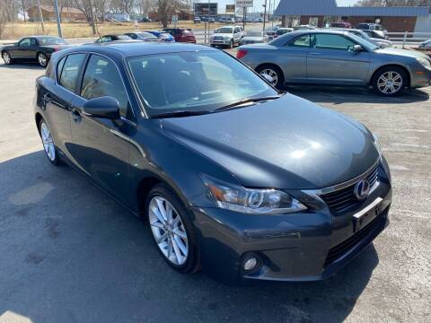2011 Lexus CT 200h for sale at Auto Choice in Belton MO
