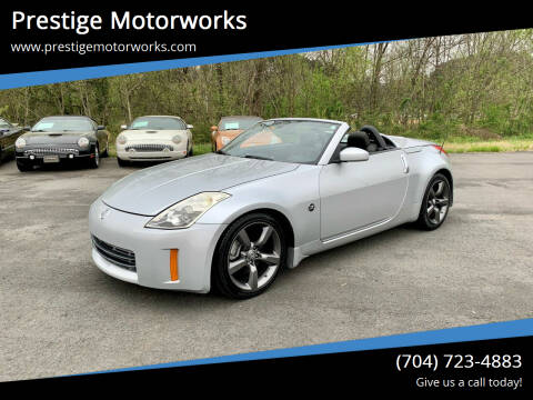 2006 Nissan 350Z for sale at Prestige Motorworks in Concord NC