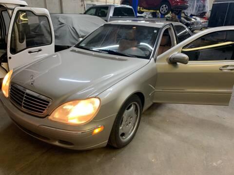 2000 Mercedes-Benz S-Class for sale at Simon's Auto Sales in Detroit MI