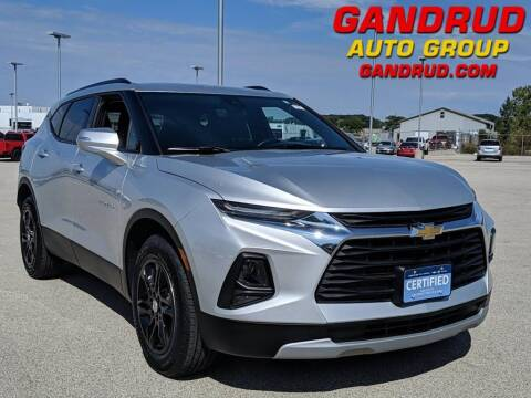 2021 Chevrolet Blazer for sale at Gandrud Dodge in Green Bay WI