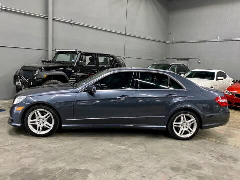 2013 Mercedes-Benz E-Class for sale at EA Motorgroup in Austin TX