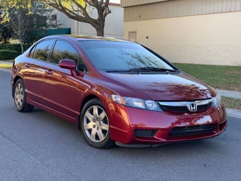 2010 Honda Civic for sale at Presidents Cars LLC in Orlando FL
