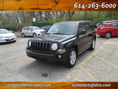 2010 Jeep Patriot for sale at Clintonville Car Sales - AutoMart of Ohio in Columbus OH