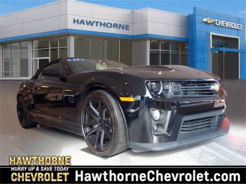 2013 Chevrolet Camaro for sale at Hawthorne Chevrolet in Hawthorne NJ