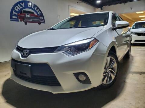 2014 Toyota Corolla for sale at Italy Blue Auto Sales llc in Miami FL