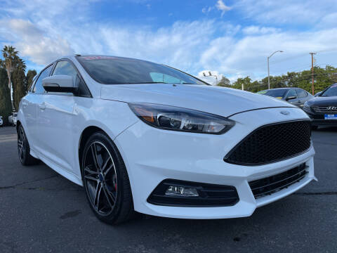 2017 Ford Focus for sale at Blue Diamond Auto Sales in Ceres CA