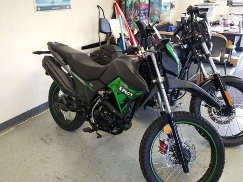 2020 Lifan XSpec 200 for sale at W V Auto & Powersports Sales in Cross Lanes WV
