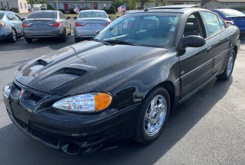 2003 Pontiac Grand Am for sale at American Motors Inc. - Belleville in Belleville IL