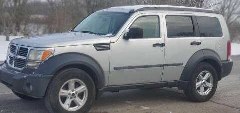 2007 Dodge Nitro for sale at Superior Auto Sales in Miamisburg OH