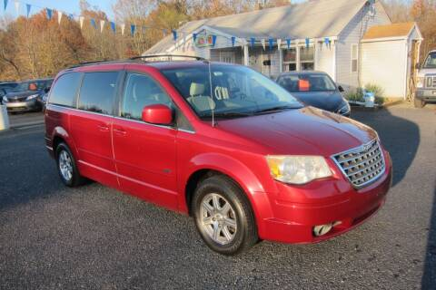 2008 Chrysler Town and Country for sale at K & R Auto Sales,Inc in Quakertown PA