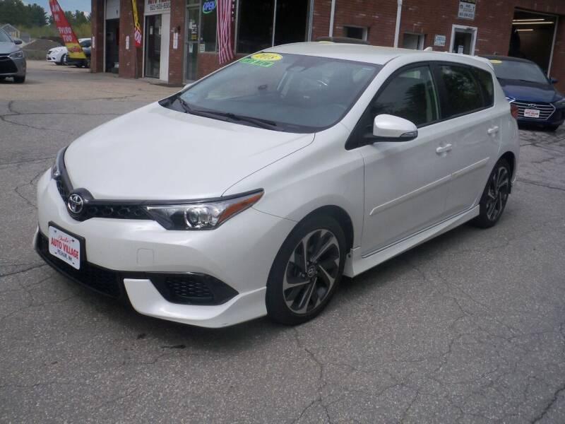 2018 Toyota Corolla iM for sale in Pelham, NH