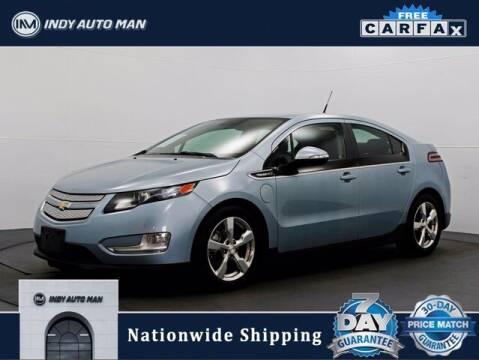 2013 Chevrolet Volt for sale at INDY AUTO MAN in Indianapolis IN