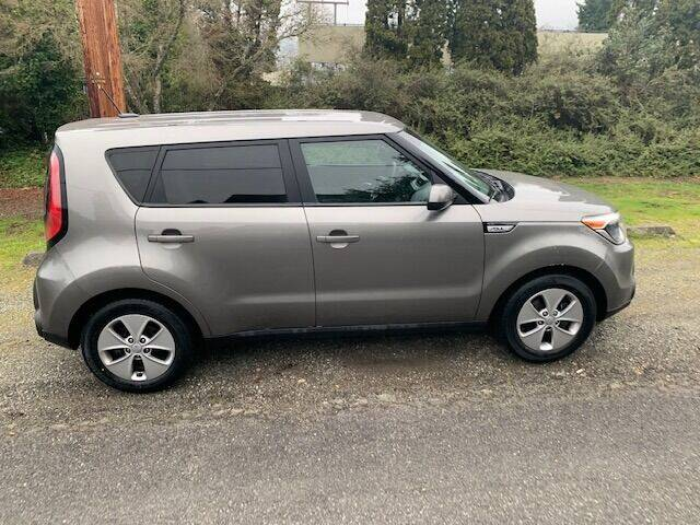 2016 Kia Soul for sale at Signature Auto Sales in Bremerton WA