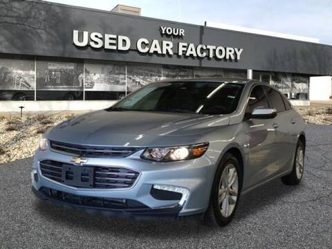2017 Chevrolet Malibu for sale at JOELSCARZ.COM in Flushing MI