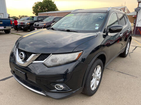 2016 Nissan Rogue for sale at De Anda Auto Sales in South Sioux City NE