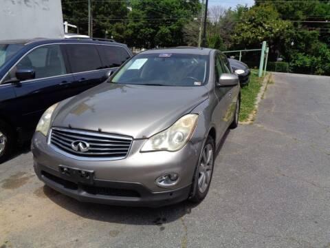 2008 Infiniti EX35 for sale at Wheels and Deals 2 in Atlanta GA