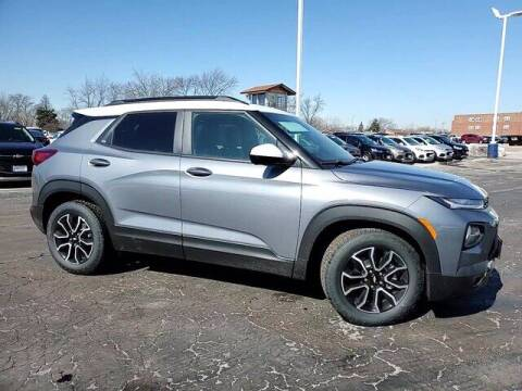 2021 Chevrolet TrailBlazer for sale at Hawk Chevrolet of Bridgeview in Bridgeview IL