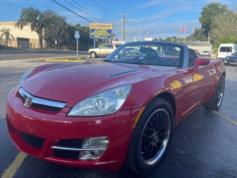 2009 Saturn SKY for sale at RoMicco Cars and Trucks in Tampa FL