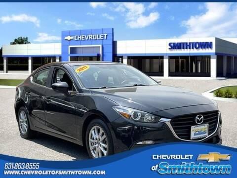 2017 Mazda MAZDA3 for sale at CHEVROLET OF SMITHTOWN in Saint James NY