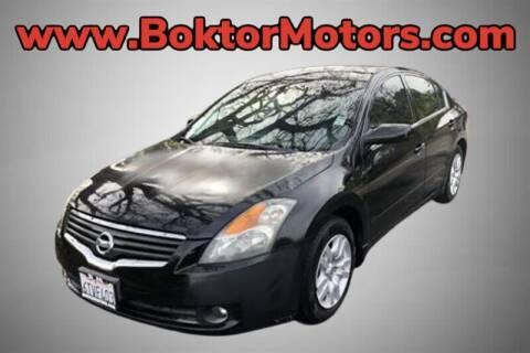 2009 Nissan Altima for sale at Boktor Motors in North Hollywood CA